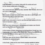 Similarities Between Harry Potter and Star Wars