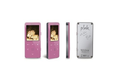 ibeat_p!nk Mp3 Player