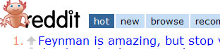Reddit Axolotl Logo
