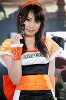 2007 Tokyo Game Show Girl