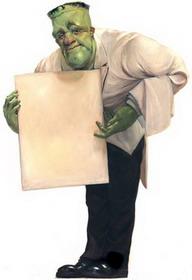 Frankenstein Waiter - Adam Rex