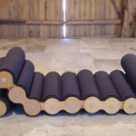 Caterpillar – Shape Shifting Designer Furniture
