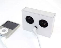 ipod Nano Case Speakers