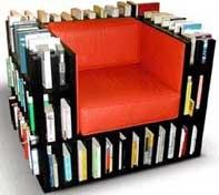 Bibliochaise-Chair