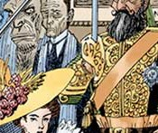 League of Extraordinary Gentlemen - Alan Moore