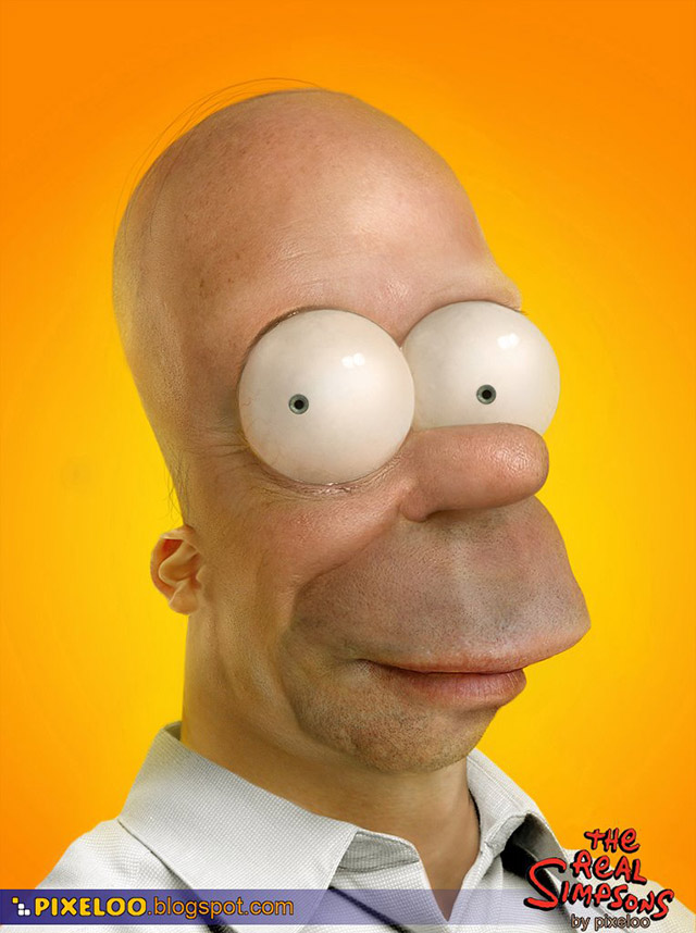 Real-Homer-Simpson