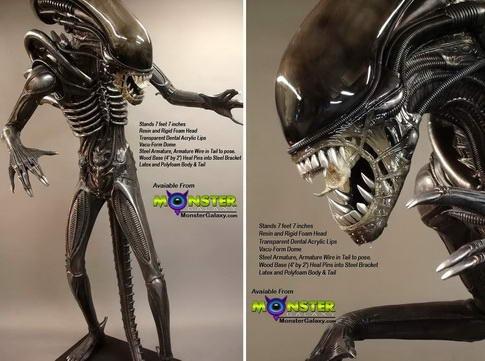 Alien From Movie Kitchen Aid