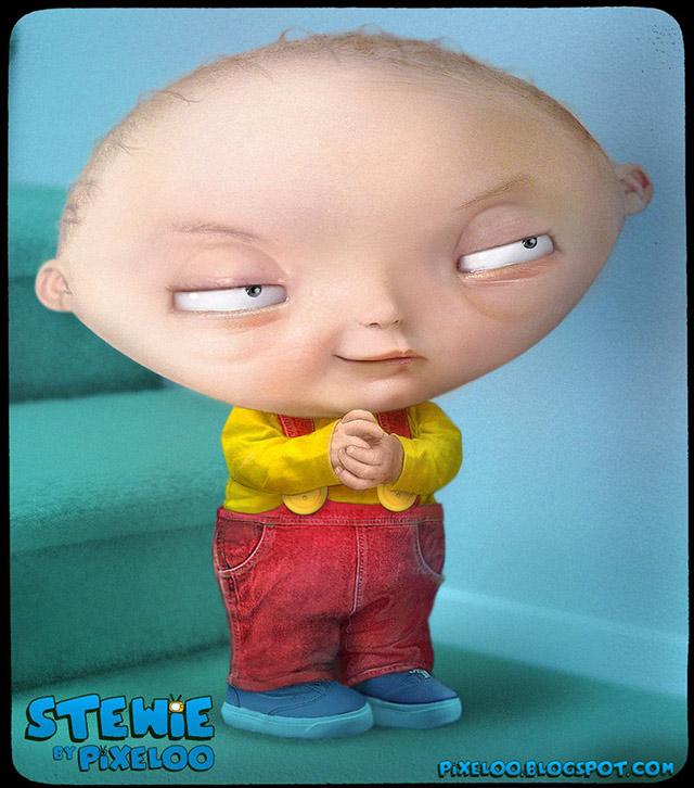 Stewie-Griffin-of-Family-Guy-Untooned