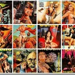 Retro Italian Adult Comic Book Covers Gallery