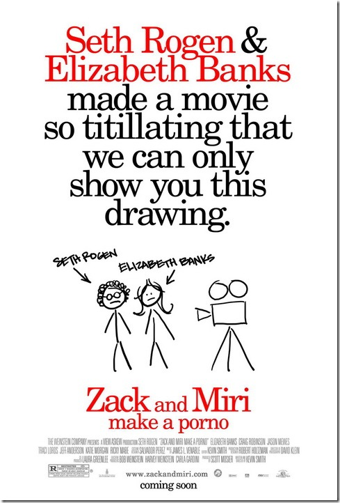 Zack and Miri Make a Porno - Promo Movie Poster