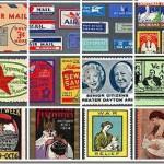 Huge Cinderella Stamps Gallery on Flickr