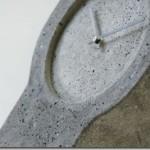 Concrete Clocks by Forsberg Form