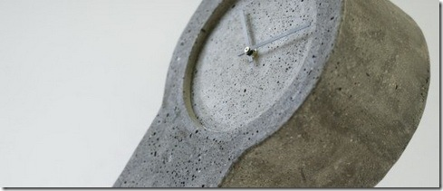 Concrete Clocks - Forsberg Form