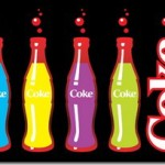 Free Coco Cola Themed Vector Illustrations