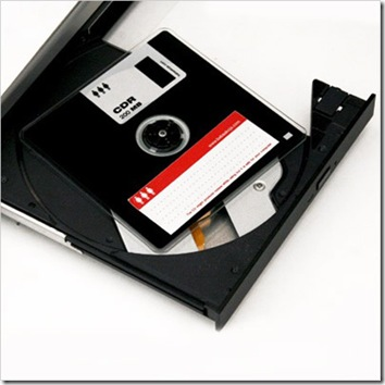 Floppy Compact Disk