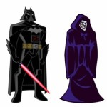 Empire of the Bat – Batman vs. Star Wars Mashup