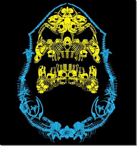 Skeletor-TShirt