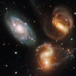 Latest Images Taken by the Hubble Space Telescope