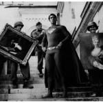 Superheroes in World War II