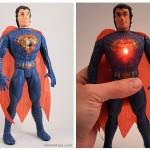 Ugly Superman Spider-Man Hybrid Toy