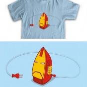 Threadless-funny-iron-man-tshirt