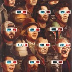Mike Mitchell's Crazy For Cult Poster