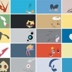 Minimalist Pokemon Wallpapers
