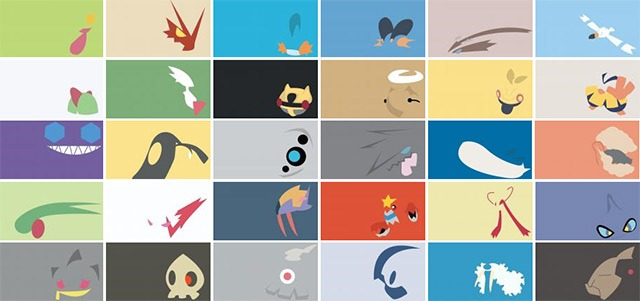 pokemon minimalistic pixelart hd - photo #34