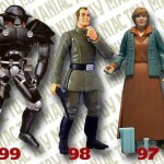 The Top 100 Star Wars Figures