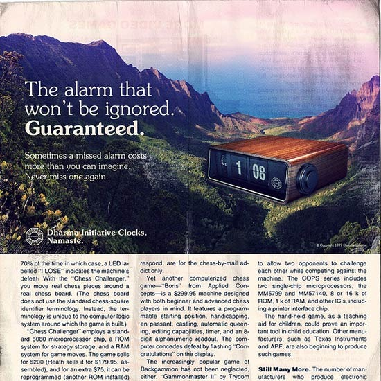 Alarm_Clock_Dharma_Initiative_Lost