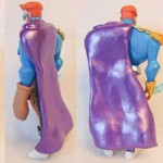 'The Flaming C' Action Figure, Based on Conan O'Brien's Superhero Alter Ego
