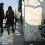 Graffiti Art in the Streets of Tehran