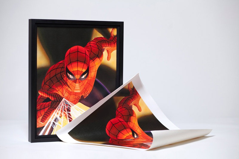 Alex-Ross-Visions--Spider-Man