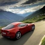 2007 Alfa Romeo 8C Competizione Wallpapers