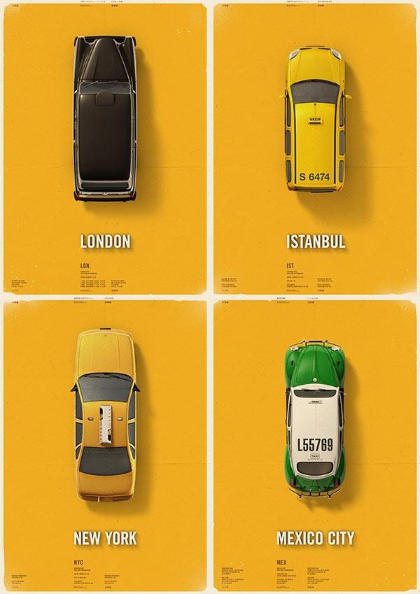 Citycab-Posters-Mehmet-Gozetlik