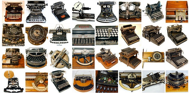 Antique-Typewriters