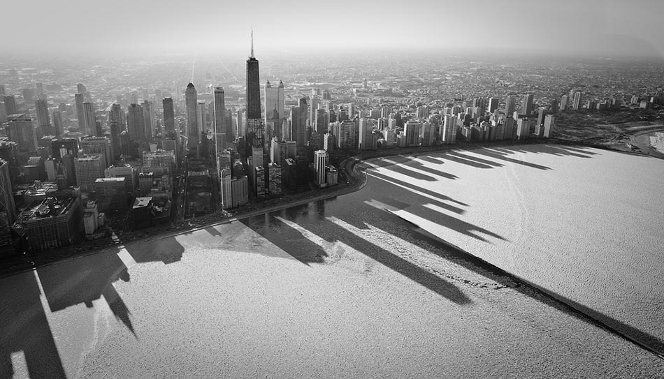 Chicago-Skyline-on-Frozen-Lake-Michigan