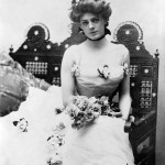 A Stunning Vintage Photograph of Ethel Barrymore