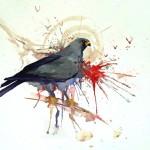 Joshua Durant's Evocative Gouache Paintings