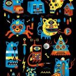 Vector Illustrations by Sebastien FERAUT
