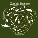 Zombie Defense Weapons Venn Diagram