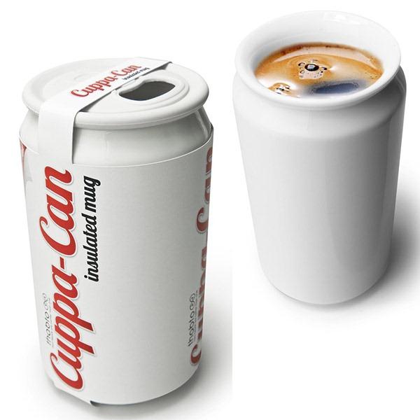 Aluminum Insulated Coffee Mugs