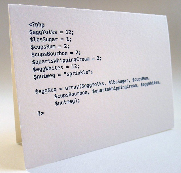 Egg-Nog-Code-Greeting-Card