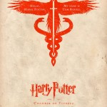 """Harry Potter and the Chamber of Secrets"" Alternative Movie Poster"