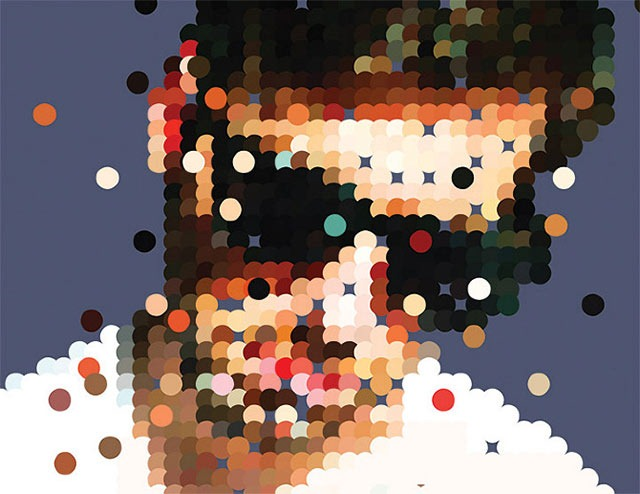 Self_Portrait_Dots_2b