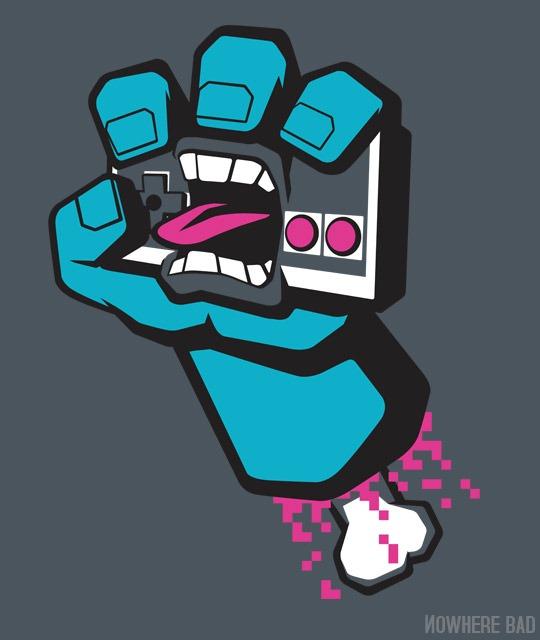 Raging-Hand-MEKAZOO