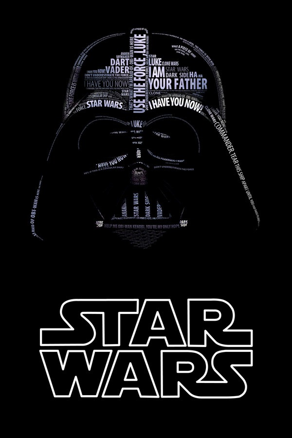 Darth-Vader-Star-Wars-Typographic-Portraits