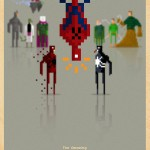 8-Bit Marvel Superheroes and Villains