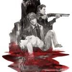 Supernatural – Comic Book Cover