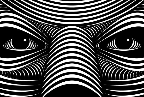 Batman-Versus--Illustrations-Patrick-Seymour-Closeup